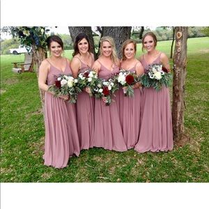 59c35cb7bb1 Dessy Collection Dresses - DESSY After Six Bridesmaid Dress Sienna Style  1511